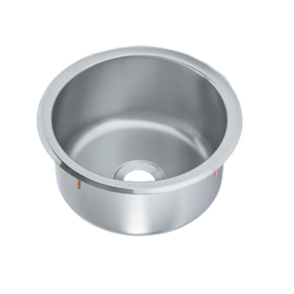 Vollrath 201260 Drop In Sink 1 Compartment Round With