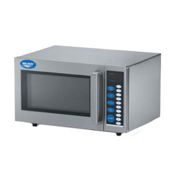Vollrath 40819 Microwave Oven Digital Controls Electric Stainless Steel Exterior Interior
