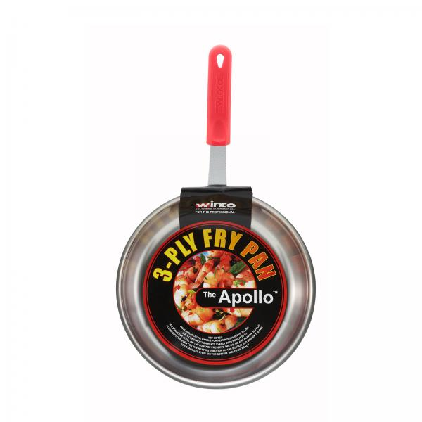 Winco FPT3-10 Apollo? Induction Fry Pan, 10