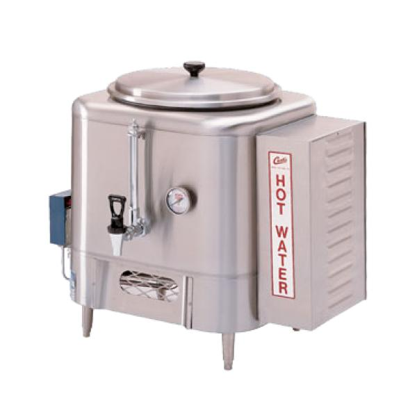 Curtis wb 14 12 hot water dispenser electric 14 gallon for Curtis walk in cooler