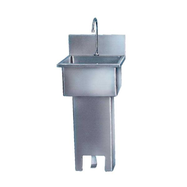 Win Holt Whps1110 Sd Hand Sink Pedestal Mounted Base 16