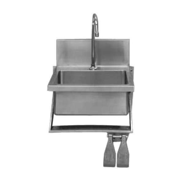 Win Holt Wwhs1410sp Hand Sink Wall Mounted 10 Quot X 14 Quot 6