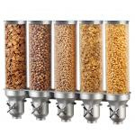 "Cereal Dispenser, (5) 4.5L capacity, 27-1/2""W x 6-1/2""D x 21-3/4""H, wall-mountable"