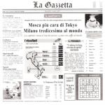 "Food-safe Italian Newsprint Liner, 12"" x 12"", paper, white (1000 pieces per case)"