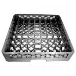 "Dishwashing Rack, all purpose, 19-3/4"" x 19-3/4"" x 4"", 64 pegs,"