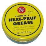 Heat Proof Grease, chemicals & lubricants, hardware, 2-1/2 (ICS item B477&#4