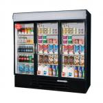 MarketMax™ Freezer Merchandiser, reach-in, three-section, 68.5 cu. ft. capacity&#4