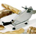 "Bron Coucke Bread Slicer, adjustable stop, 0.2"" to 3.3"" adjustable slice thickness"