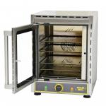 Sodir-Roller Grill Convection Oven, electric, countertop, single-deck, 450°F thermostatic
