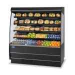 "Specialty Display High Profile Self-Serve Refrigerated Merchandiser, 59""W x 35""D x"