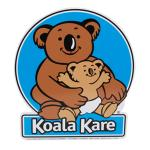 Koala Kare® #825 Decal, adheres to front of baby changing station