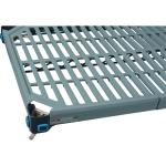 "Metro® Metromax® Q® Grid Shelf 24""D x 48""W, with built-in antimicrobial"
