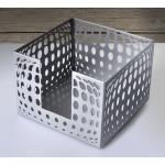 "Bulge™ Napkin Holder, 5-1/2"" x 5-1/2"" x 4""H, square"