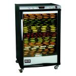 Weston PRO-2400 Dehydrator, single zone, 160 liter/(24) tray capacity, digital temperature control