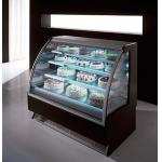 "Italiana Display/Showcase Freezer, 41.5""W, low temp, self-contained, air cooled refrigeration"
