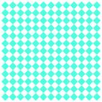 "Food-Safe Sandwich/Deli Wrap Paper, 12"" x 12"", grease-resistant, paper, blue checker on"