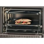 Panini Press Mechanism, non-stick cooking surface, adjustable upper plate, removable, special