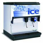 "Ice Dispenser with Water Valve, countertop, 30""W x 31-1/8""D x 34-7/8""H, 200 lb. ice"