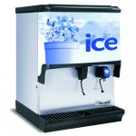 "Ice Dispenser with Water Valve, countertop, 30""W x 31-1/8""D x 40-7/8""H, 250 lb. ice"