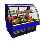 Deli, Refrigerated Service Cases