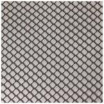 Bar Mesh, 2 ft. x 40 ft. roll, heavy duty plastic, brown