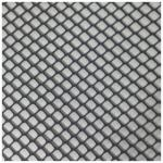 Bar Mesh, 2 ft. x 40 ft. roll, heavy duty plastic, black
