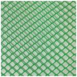 Bar Mesh, 2 ft. x 40 ft. roll, heavy duty plastic, green