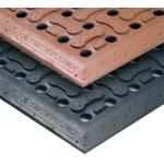 "T18 Superflow™ Reversible Grease Resistant Floor Mat, 4′ x 6′, 5/8"" thick"