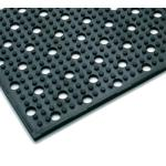 "T23 Multi-Mat II™ Reversible Drainage Floor Mat, 3′ x 2′ sheet, 3/8"" thick"