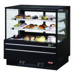 "Display Case, refrigerated, 48 1/2"" W, 15.6 cu.ft., 33°F - 41°F temperature range"
