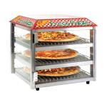 Heated Display Cases&#44 Countertop