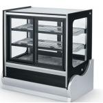 "Refrigerated Cubed Display Case, countertop, pass-thru, 47-1/4""W x 21-1/4&#3"