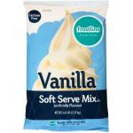 Case is 6-6 POUND Frostline Lactose Free Gluten Free Low Fat Vanilla Soft Serve Mix  6 Pounds - 6