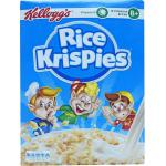 Case is 4-27 OUNCE Kellogg′s Rice Krispies Cereal 27oz 1ct Kellogg′s Rice Krispies