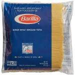 Case is 2-160 OUNCE Barilla Capellini Pasta  160 Ounce Bag - 2 per Case