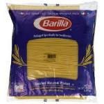 Case is 2-160 OUNCE Barilla Kosher  Non-GMO  Thin Spaghetti  160 Ounce Pack - 2 per Case