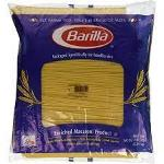 Case is 2-160 OUNCE Barilla Fettuccine Pasta  160 Ounces - 2 per Case