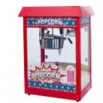 Showtime Popcorn Machine, electric, countertop, includes: 8 oz. stainless steel removable